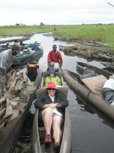 OkavangoDelta_Mokoro