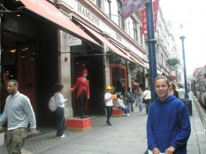 London; Hamleys; Oldest Toy Store in the World