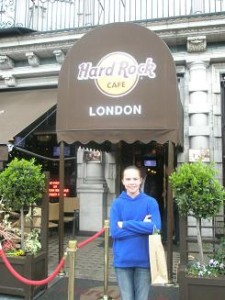 London; Hard Rock Cafe - The Original
