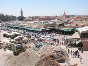 Morocco_Marrakech_Souk