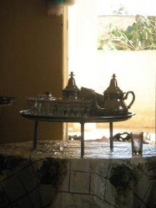 Morocco; Mint Tea Anyone?