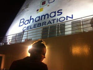 Celebration Cruise of the Bahamas