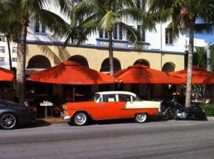 Miami Strip, art deco at it's best