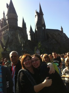 Harry Potter World at Universal in Orlando Florida